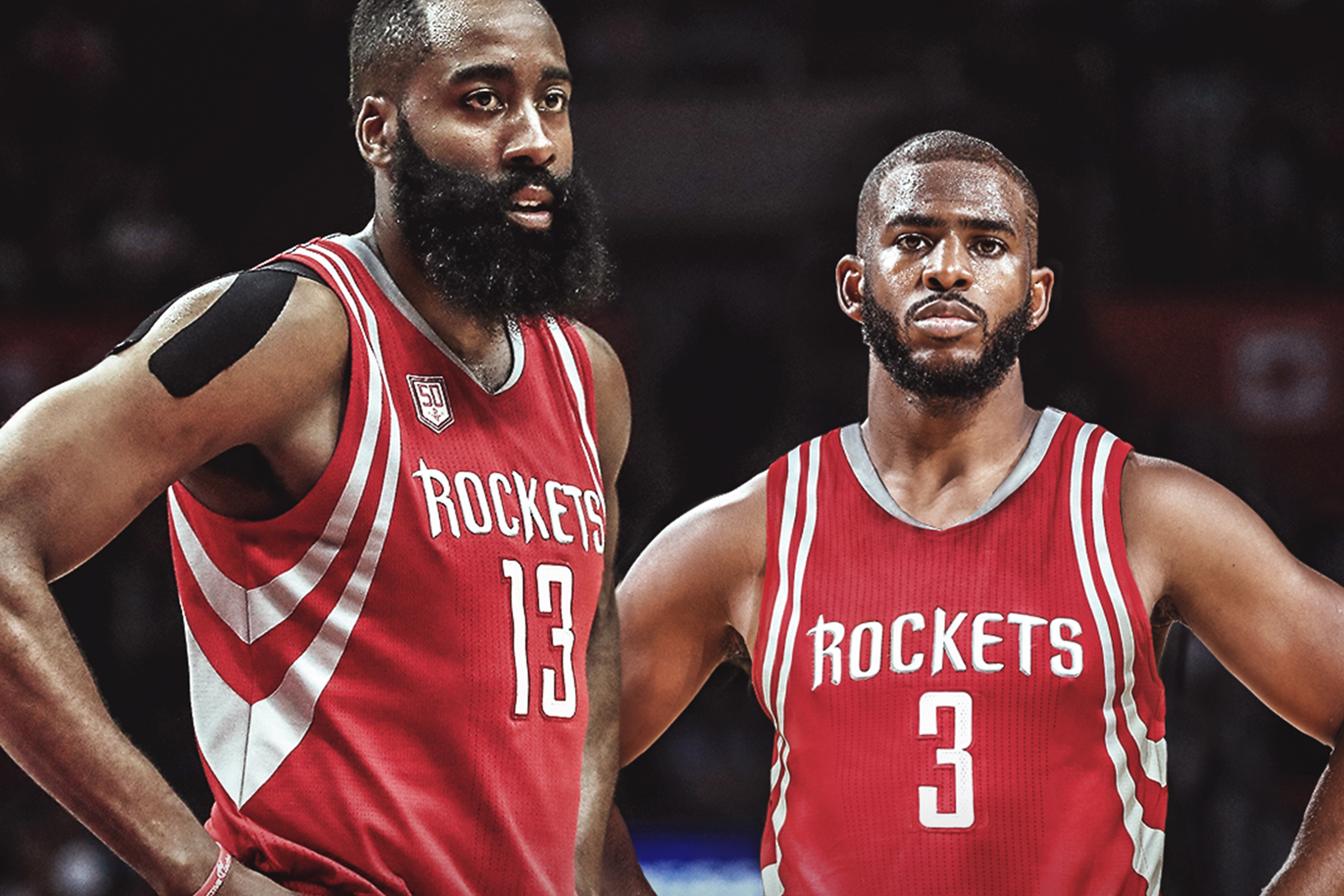 dd36ddfa7bb9 Rockets Sign CP3