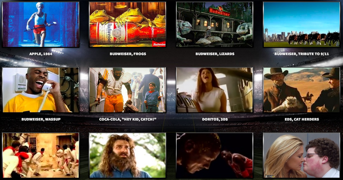 Best super bowl commercials aloadofball Image collections