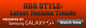 NBA Style Promotion