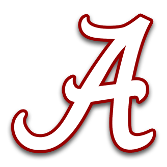Alabama Crimson Tide Basketball logo