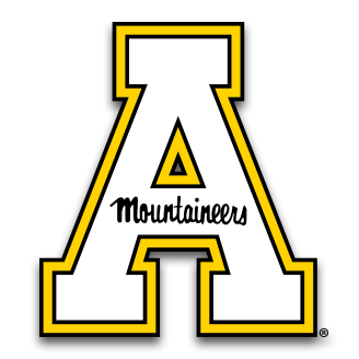 Appalachian State Basketball logo