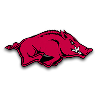 Arkansas Razorbacks Football logo