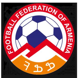 Armenia (National Football) logo
