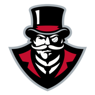Austin Peay Basketball logo