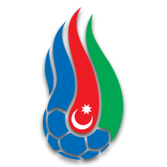 Azerbaijan (National Football) logo