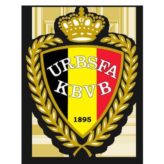 Belgium (National Football) logo