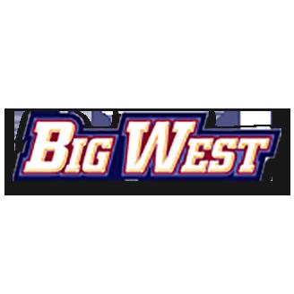 Big West Basketball logo