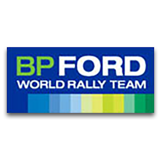BP Ford Abu Dhabi World Rally Team logo