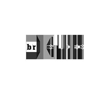 B/R Studios logo