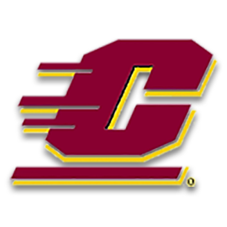 Central Michigan Basketball logo