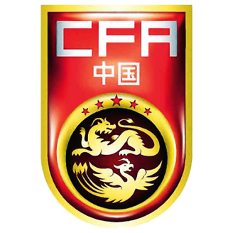 China PR (National Football) logo