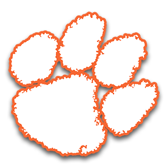 clemson football logo coloring pages - photo#14