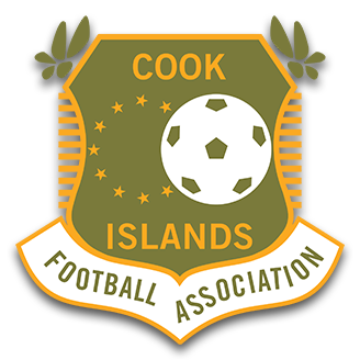 Cook Islands (National Football) logo