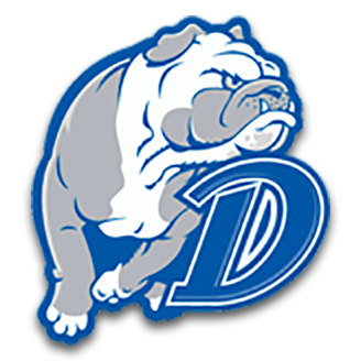 Drake Basketball logo