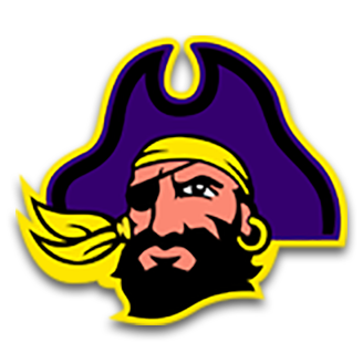 East Carolina Basketball logo