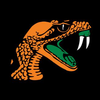 Florida A&M Basketball logo