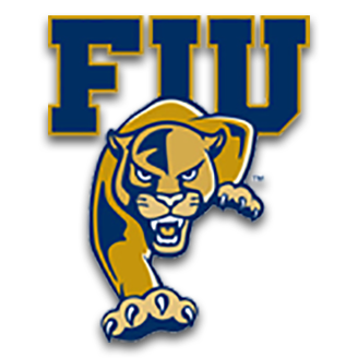 Florida International Basketball logo