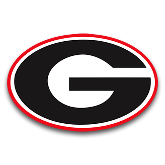 Georgia Bulldogs Baseball logo