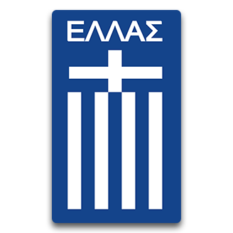 Greece (National Football) logo