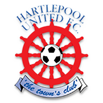 Hartlepool United logo