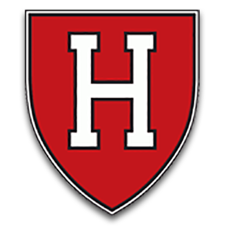Harvard Basketball logo