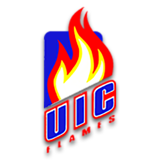 Illinois-Chicago Basketball logo