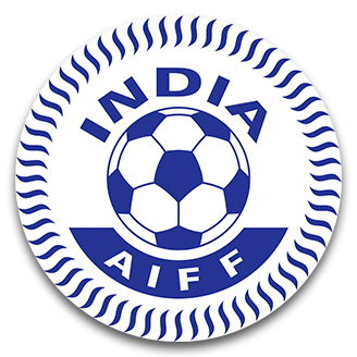 India (National Football) logo