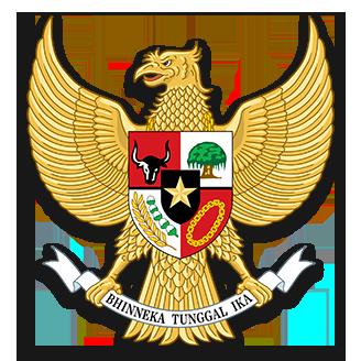 Indonesia (National Football) logo