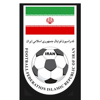 Iran (National Football) logo