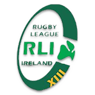 Ireland (Rugby League) logo