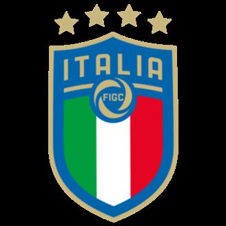 Italy (National Football) logo