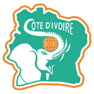 Ivory Coast (National Football) logo