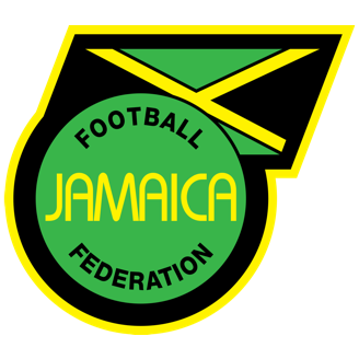 Jamaica (National Football) logo