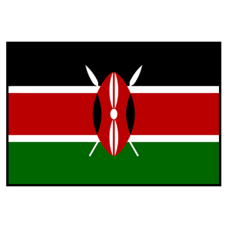 Kenya (National Football) logo