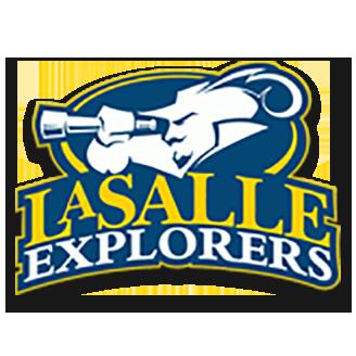 La Salle Basketball logo