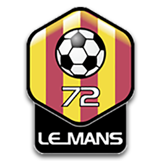 Le Mans Union Club 72 logo