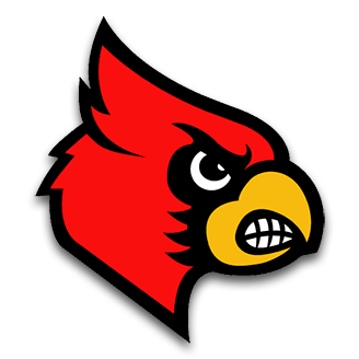 Louisville Cardinals Basketball logo