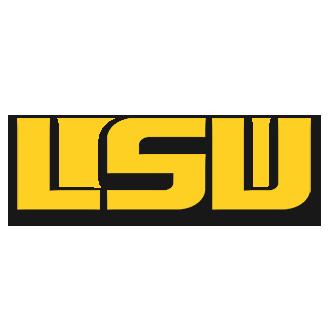 LSU Basketball logo