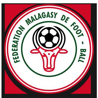 Madagascar (National Football) logo