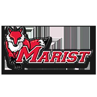 Marist Basketball logo