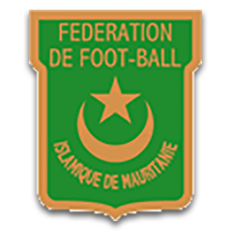 Mauritania (National Football) logo