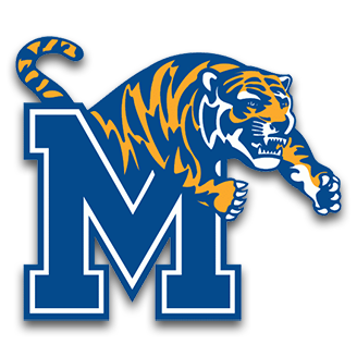 Memphis Tigers Basketball logo