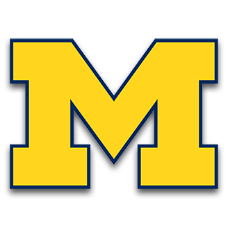 Michigan Wolverines Basketball logo