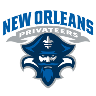 New Orleans Privateers Basketball logo