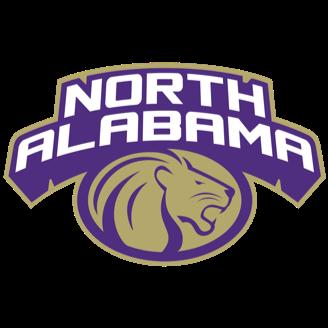 North Alabama Football logo