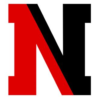 Northeastern Basketball logo