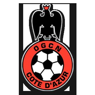 OGC Nice logo