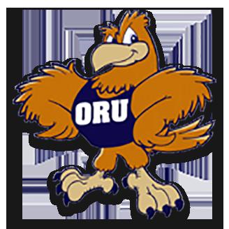 Oral Roberts Basketball logo
