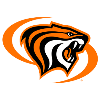Pacific Tigers basketball logo