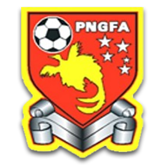 Papua New Guinea (National Football) logo